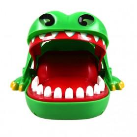 Permainan Gigi Buaya Crocodile Dentist Finger Bite Running Man Games - 4