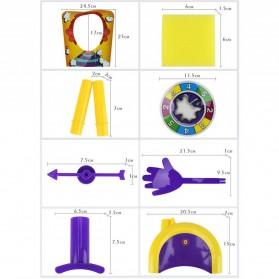 Pie Face Cream Running Man Games - Multi-Color - 6