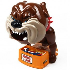 Bad Dog Game Beware Of The Dog Running Man Games - Brown