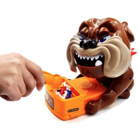 Bad Dog Game Beware Of The Dog Running Man Games - Brown - 2