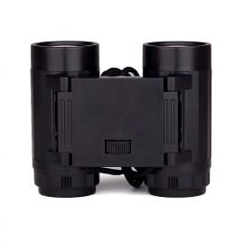 Camman Teropong Mainan Binoculars Anak Outdoor Telescope - WG80330 - Black - 2