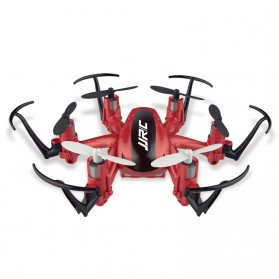 JJRC H20 Mini Drone Hexacopter 6 Axis 2.4G 4CH - Red - 1