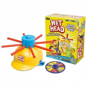 Wet Head Game Running Man Games