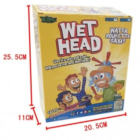 Wet Head Game Running Man Games - 6