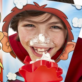 Pie Face Cream Showdown Game Running Man Games - 5