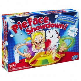 Pie Face Cream Showdown Game Running Man Games - 6