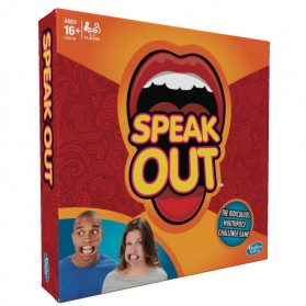 Mainan Tebak Kata Speak Out Game