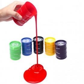 Barrel Slime 1 PCS (RANDOM COLOR) - Multi-Color - 1