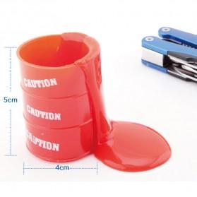 Barrel Slime 1 PCS (RANDOM COLOR) - Multi-Color - 6