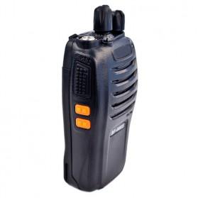 Taffware Walkie Talkie Single Band 5W 16CH UHF - BF-666S - Black - 6