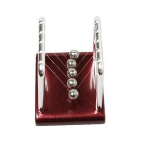 Pajangan Meja Pendulum Newton Size S - H50S - Brown - 2
