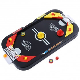 Air Hockey Mini - Black - 2