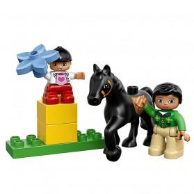 Lego Duplo Horse Trailer Series - 10807 - 4