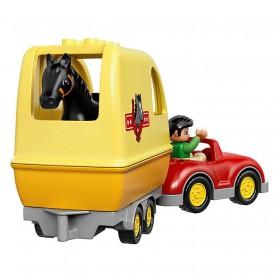 Lego Duplo Horse Trailer Series - 10807 - 5