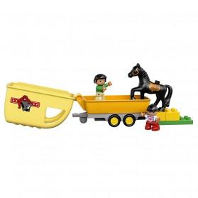 Lego Duplo Horse Trailer Series - 10807 - 6