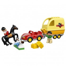 Lego Duplo Horse Trailer Series - 10807 - 7
