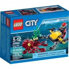 Lego City Deep Sea Scuba Scooter - 60090