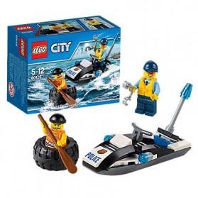 Lego City Tire Escape - 60126 - 2