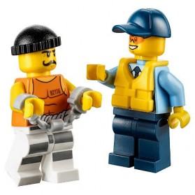 Lego City Tire Escape - 60126 - 4