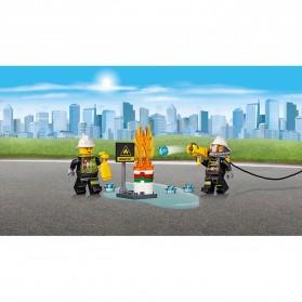 Lego City Fire Ladder Truck - 60107 - 5