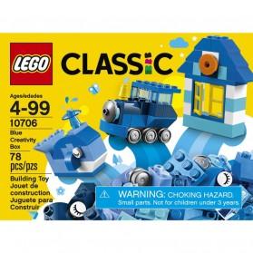 Lego Classic Blue Creativity Box - 10706 - 3