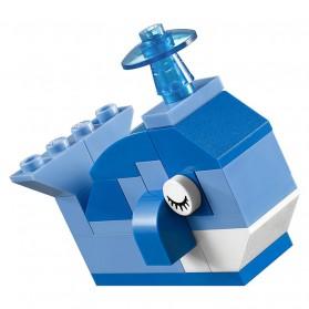 Lego Classic Blue Creativity Box - 10706 - 4