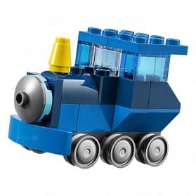 Lego Classic Blue Creativity Box - 10706 - 5