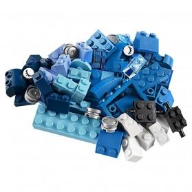 Lego Classic Blue Creativity Box - 10706 - 8