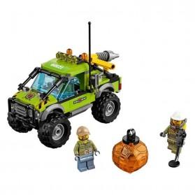 Lego City Volcano Exploration Truck - 60121 - 2
