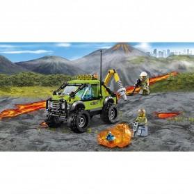 Lego City Volcano Exploration Truck - 60121 - 3