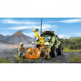 Lego City Volcano Exploration Truck - 60121 - 4