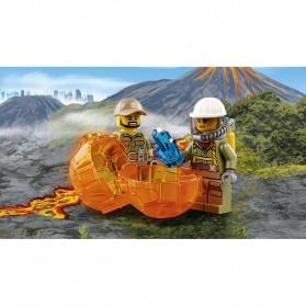 Lego City Volcano Exploration Truck - 60121 - 7