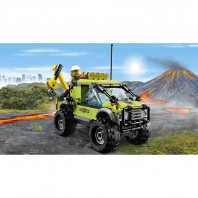 Lego City Volcano Exploration Truck - 60121 - 9
