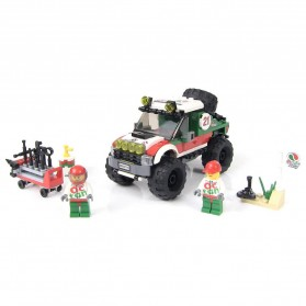 Lego City 4 x 4 Off Roader - 60115 - 4