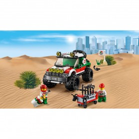 Lego City 4 x 4 Off Roader - 60115 - 6