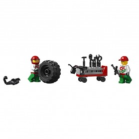 Lego City 4 x 4 Off Roader - 60115 - 8