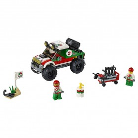 Lego City 4 x 4 Off Roader - 60115 - 9
