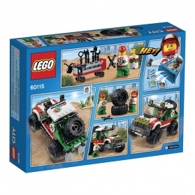 Lego City 4 x 4 Off Roader - 60115 - 10