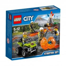Lego City Volcano Starter Set - 60120