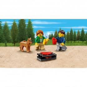 Lego City Great Vehicles Van & Caravan - 60117 - 4