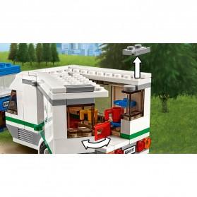 Lego City Great Vehicles Van & Caravan - 60117 - 5