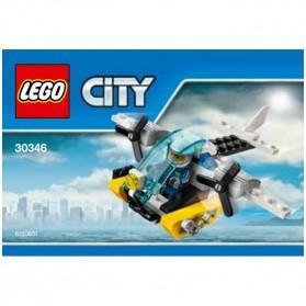Lego City Prison Copter - 30346
