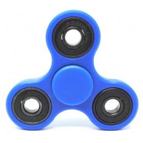 Tri Fidget Spinner 2 Minute Spin - Blue