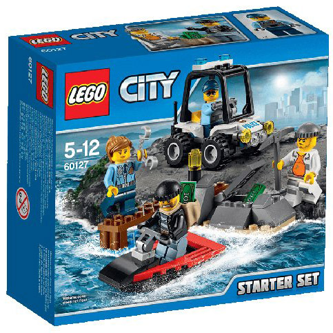 Lego City Prison Island Starter Set 60127 Jakartanotebookcom