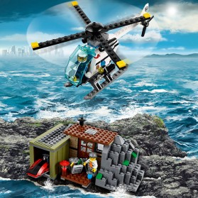 Lego City Crooks Island - 60131 - 3