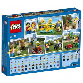 Lego City People Pack Fun In The Park - 60134 - 2
