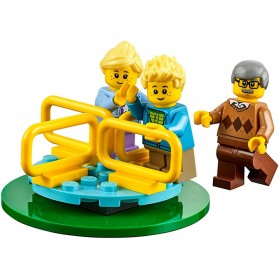 Lego City People Pack Fun In The Park - 60134 - 6
