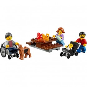 Lego City People Pack Fun In The Park - 60134 - 10