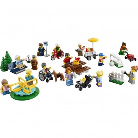 Lego City People Pack Fun In The Park - 60134 - 11
