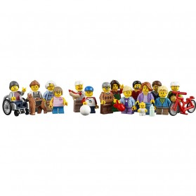 Lego City People Pack Fun In The Park - 60134 - 12